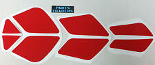 Tail Side Cover Cowling Decal Graphics Set Kit Yamaha YSR 50 80 YSR50 YSR80 Red
