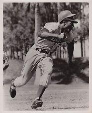 Willie Davis Vintage Photo & 1981 World Series Program
