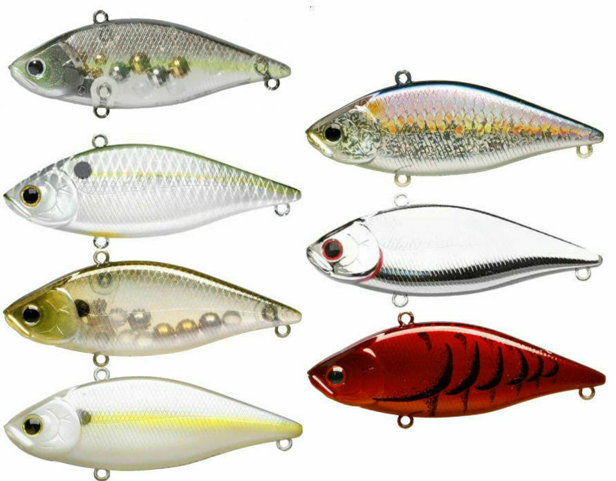 Lucky Craft LV500 Max Lipless Crankbaits Choose Color