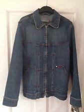 Lee Retro zip up denim Jacket  Small