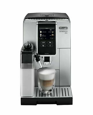 DELONGHI DINAMICA PLUS ECAM370.85.T BEAN TO CUP COFFEE ...