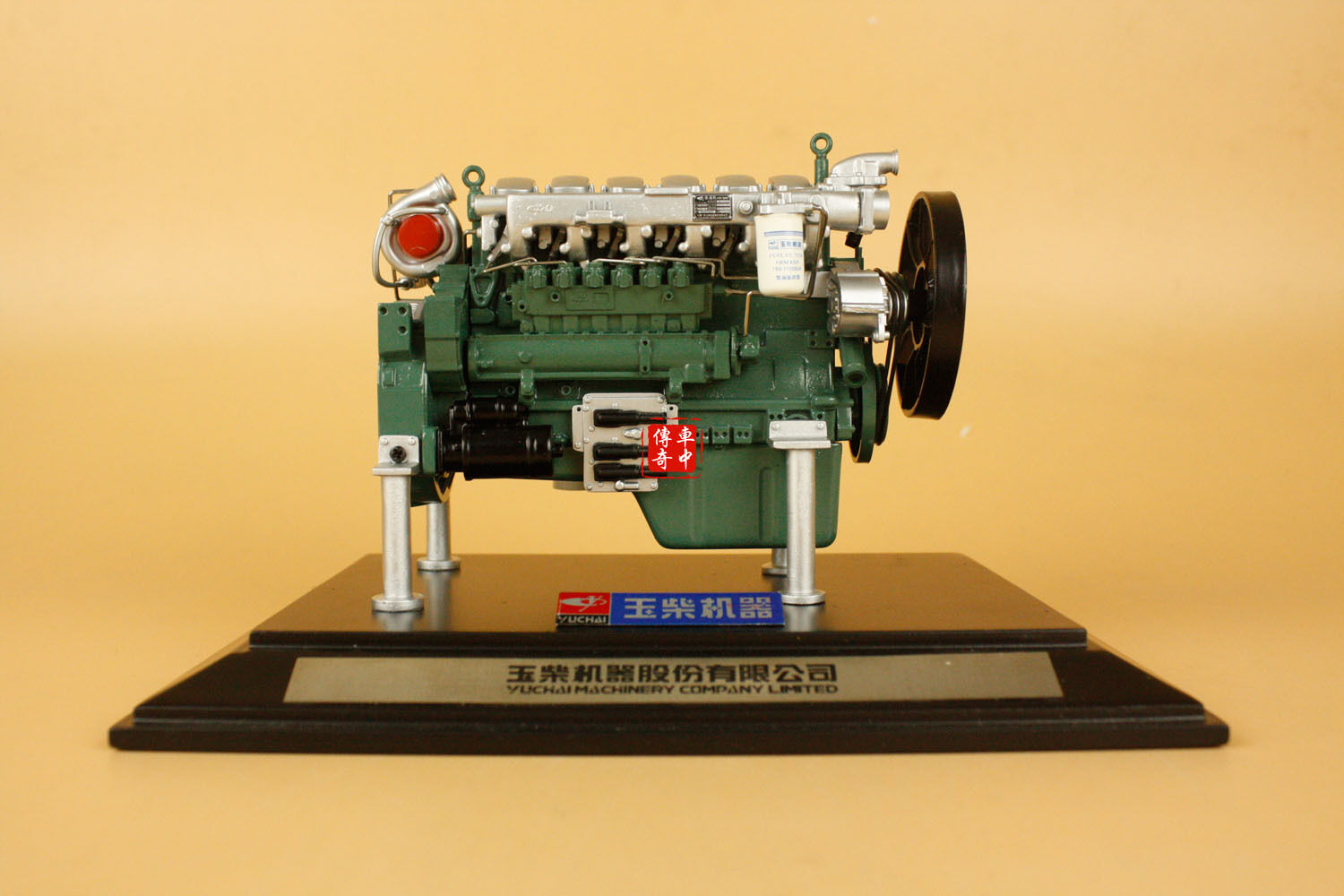 1 12 Yuchai engine model