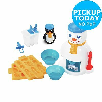 Cool Create Mr Frosty The Ice Crunchy Maker Set 3 Years 5053208019119 Ebay