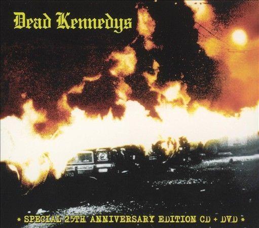 Fresh Fruit for Rotting Vegetables (CD + New DVD Documentary), Dead Kennedys, Ac