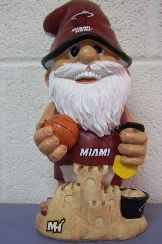 Miami Heat NBA Team Gnome VERSION #2
