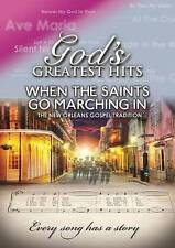 God's Greatest Hits: When the Saints Go Marching In (DVD, 2014) FREE SHIPPING