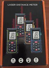 E 40 Digital Laser Distance Meter Range Finder US NEW IN BOX