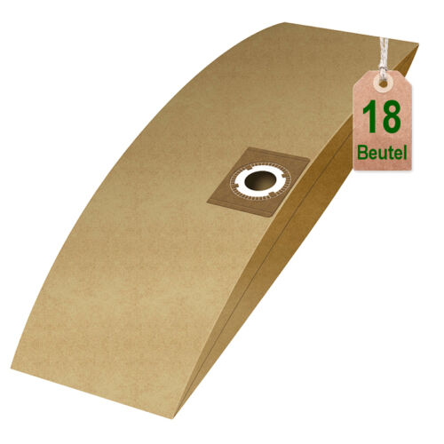 Staubsaugerbeutel Tüten passend für Thomas Power Pack 1630 Nass Trockensauger
