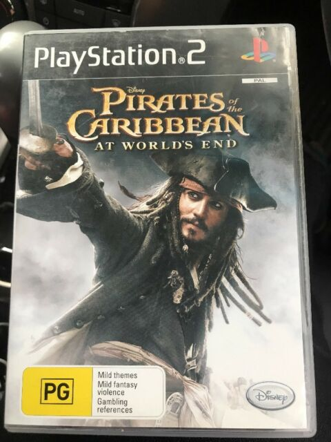 Pirates of the Caribbean: At Worlds End (Sony PlayStation 2, 2007)