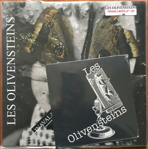 LES-OLIVENSTEINS-INAVALABLE-SMAP-RECORDS-VINYLE-NEUF-NEW-VINYL-SINGLE-INCLUDED