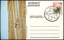 South West Africa 1976 Springbok Stationery Postcard #C16727