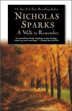 A Walk to Remember, Sparks, Nicholas Paperback Good