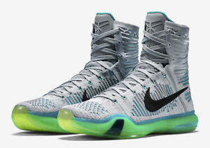 huge discount 86b05 d20bc Image is loading Nike-Kobe-10-X-Elite-Flyknit-size-14-