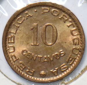 Portugal 1960 Mozambique 10 Centavos 192528 combine shipping