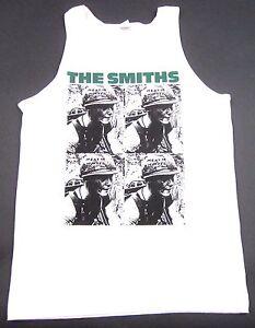 2f4704d7e4e6d8 The SMITHS Tank Top T-shirt Meat Is Murder Morrissey Mens Adult ...