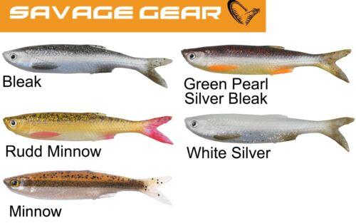Gummifische zum Raubfischangeln Savage Gear LB 3D Bleak Real Tail Hechtköder