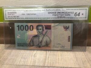 Indonesia-1000Rupiah-2000year-CGA-64UNC