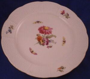 Rétro 1912 KPM Berlin Porcelaine Assiette Royalty Monogramme Porzellan Teller RKWIpLCk-09165713-914370619
