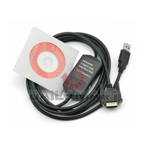 NEW USB-PPI PLC Cable USB to RS485 ADAPTER FOR Siemens S7-200 Programmer Cable