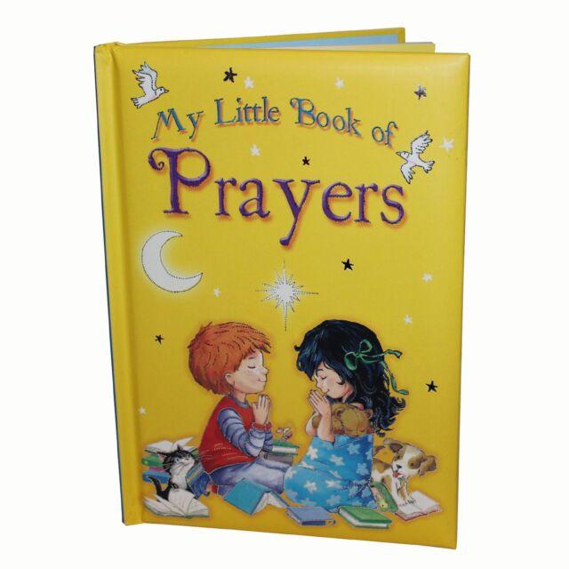 My Little Book of Prayers - Padded Hardback Children's Book