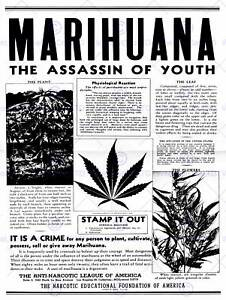 DRUG-AWARENESS-WARNING-MARIJUANA-WEED-CANNABIS-PANIC-USA-ART-PRINT-POSTER-BB7395