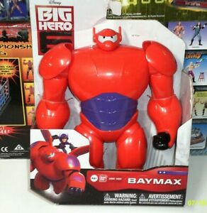 2014 Bandai Baymax Armored Hero Disney Big Hero 6 Movie 10 Figure New In Box Ebay