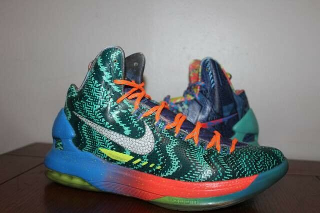 Nike kevin durant kd what the 5