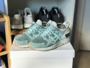 newest 556d0 7b557 Details about Ronnie Fieg x Kith x Asics Gel Lyte V 'Sage'