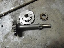 honda atc200e big red 200 starter starting idle gears atc200M 1982 1983 atc200es
