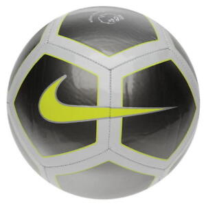 Image is loading Nike-Pitch-Premier-League-Football-2017-2018-Grey- 5a19672c99d