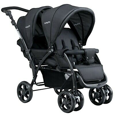double stroller travel system twin | eBay
