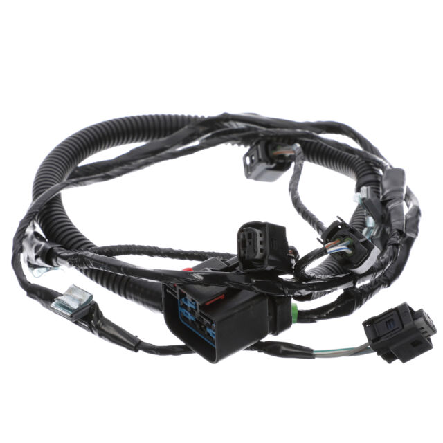 Wiring for Park ist Backup Sensor on Jeep Commander 2006 - 2008 OEM on