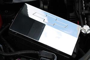 2010 2014 Chevrolet Camaro Fuse Box Cover Bowtie Logo border=