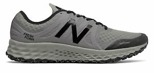 New-Balance-Male-Men-039-s-Kaymin-Trail-Mens-Running-Shoes-Grey-With-Black