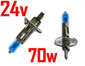 24V-70W-H1-4800K-Spotlight-Bulbs-Lamps-Replace-For-DAF-Lf-Cf-Xf-105-95-45