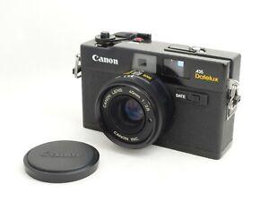 near-Mint-Canon-a35-datelux-Entfernungsmesser-Filmkamera-mit-40mm-f2-8-aus-Japan