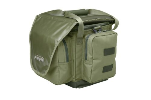 Trakker NXG 17 ltr Square Bucket Bag Carp fishing tackle