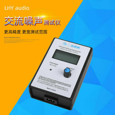 New LCD EMI measuring instrument wide frequency AC power ripple meter analyzer