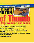 Rules of Thumb for Home Building, Improvement, and Repair by Katie Hamilton, Gene Hamilton (Paperback, 2007)