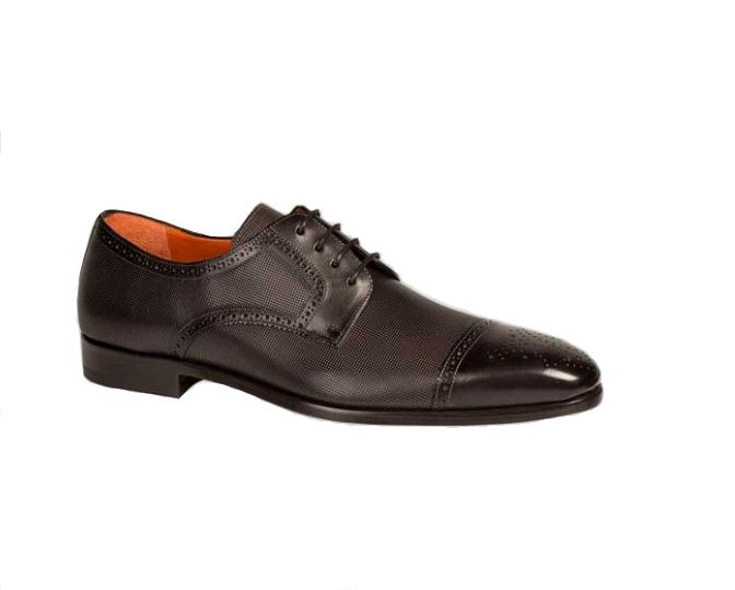 migliore vendita MEZLAN Moseley Uomo Oxfords nero Leather Dress scarpe scarpe scarpe Made In SPAIN 6679  merce di alta qualità e servizio conveniente e onesto