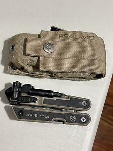 Real Avid Multi-Plier Multi-Tool Pocket Folding