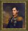 thumbnail 1 - Old Master Art Portrait of Aga Man Oil Painting on Canvas Unframed 24x30