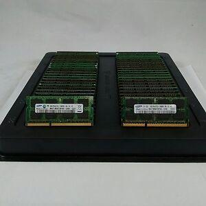 LOT-50-SAMSUNG-MICRON-HYNIX-2GB-DDR3-PC3-10600-1333MHz-Laptop-SODIMM-MEMORY-RAM