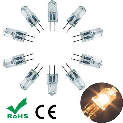 G4 12 Volt 20W Halogen Capsule Light Bulbs Lamps Long Life
