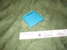 Fisher Price Little People Noah's Ark animal door replacement part bottom teal