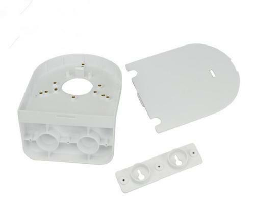 """ABS Universal Plastic Wall Mount Bracket For CCTV Security 2.5/"""" 3/"""" Dome Cameras"""