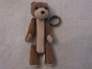 BUDDY-THE-BROWN-BEAR-PLUSH-PEZ-DISPENSER-WITH-PLASTIC-CLIP
