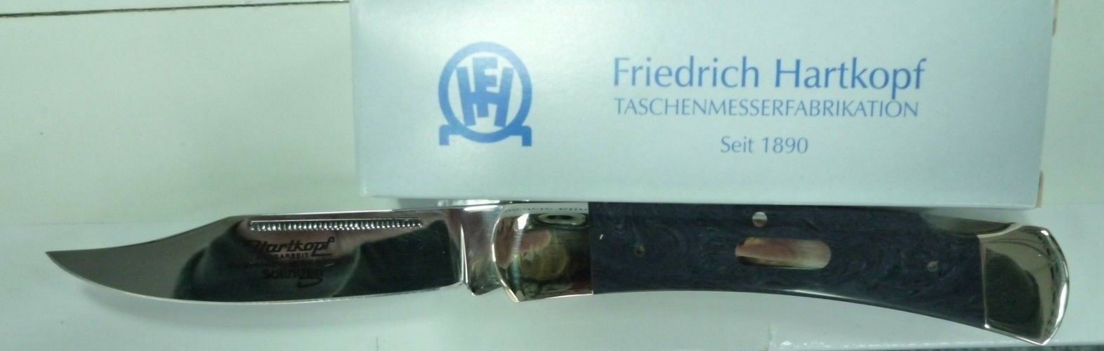 Friedrich Hartkopf Solingen Solingen Solingen Taschenmesser Sonderbeschalung JUMA 290 c8fd11