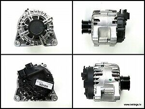 NEW-Alternator-Valeo-TG12C122-UD13564A-UD90041A-AEK3431-CAL15482-4862-DRA0986