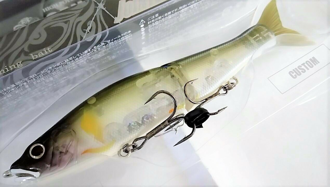 Gan Craft Jointed Claw 148 F Floating  U12 Satsuki Ayu nuovo G408